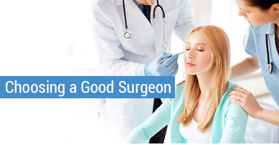Choosing a Good Surgeon