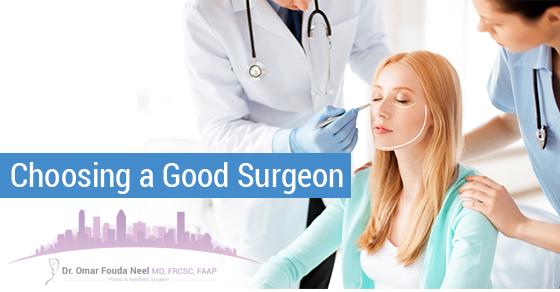 Choosing a Good Surgeon