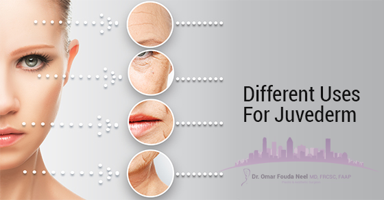 Different Uses For Juvederm