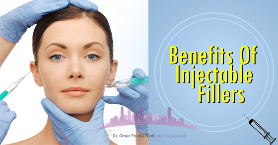 Benefits Of Injectable Fillers