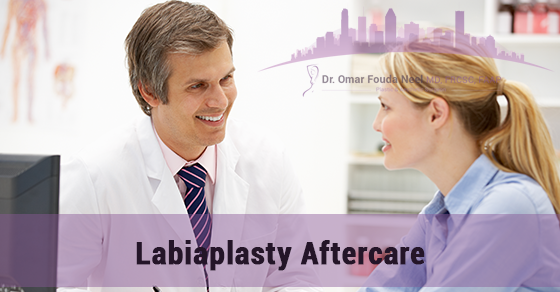 Labiaplasty Aftercare