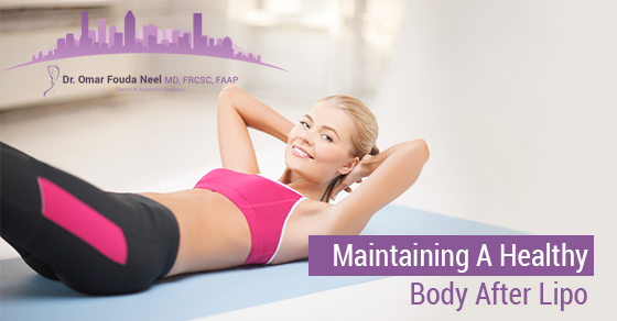 Maintaining A Healthy Body After Lipo