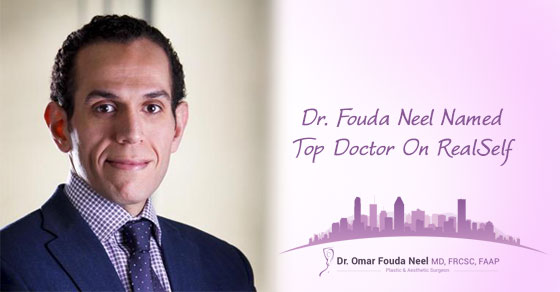 Dr. Fouda Neel Named Top Doctor On RealSelf