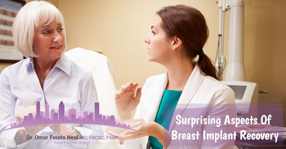 Breast Implant Recovery