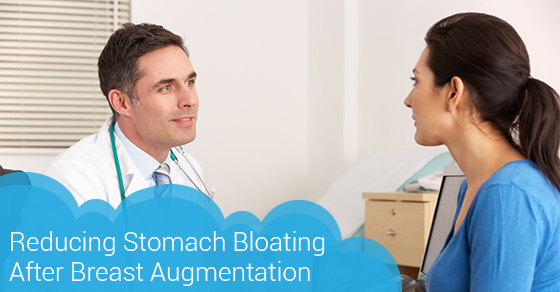 Reduce Stomach Bloating
