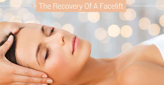 The Recovery Of A Facelift